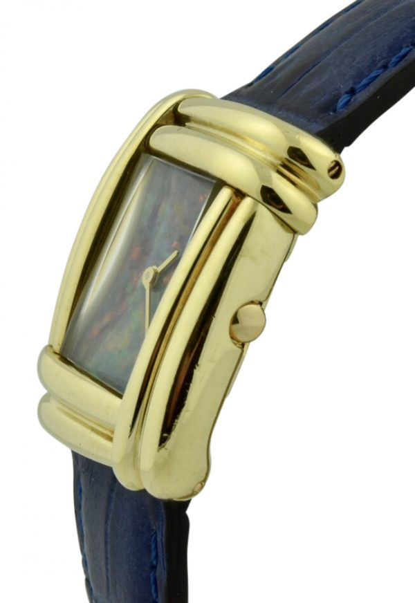 Henry dunay sari watch mother of pearl