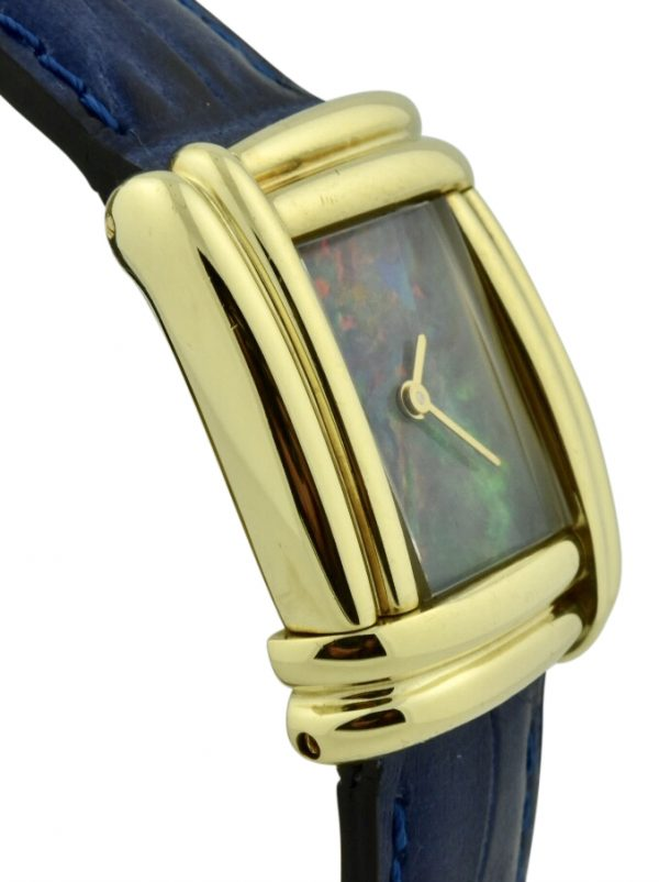 Henry dunay sabi 18k yellow gold watch for sale