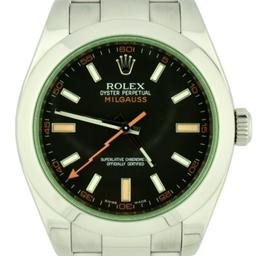 Rolex Milgauss 116400gv for sale