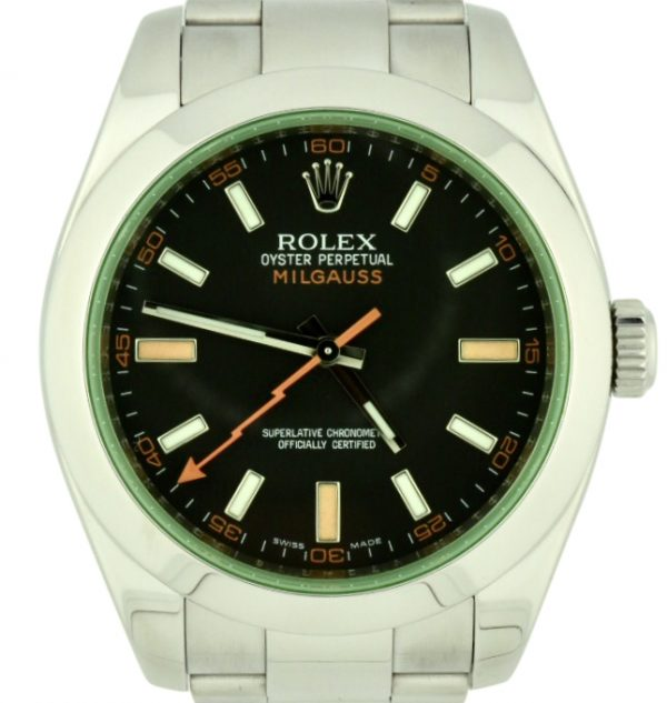 Rolex Milgauss 116400gv for sale