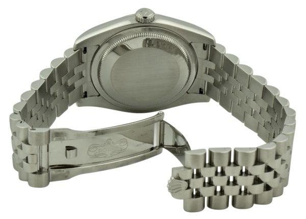 rolex datejust new style clasp