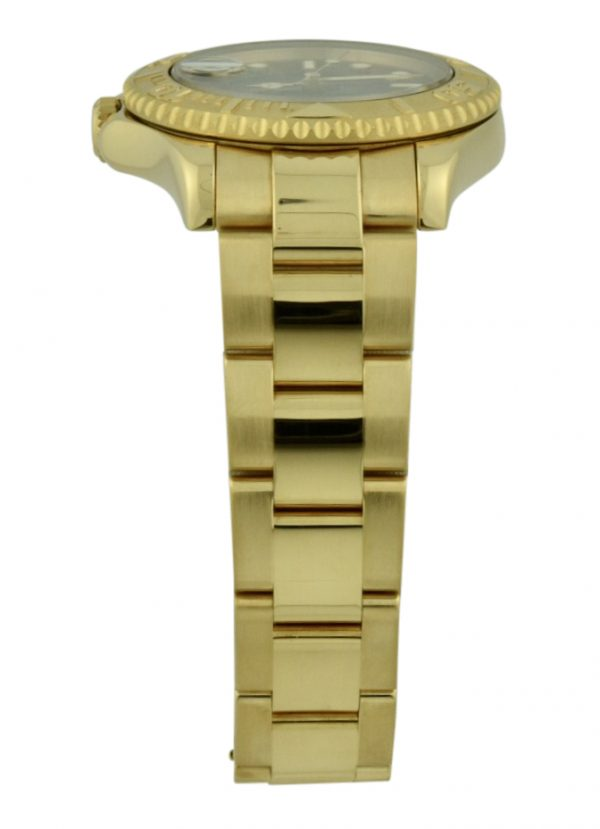 rolex yachtmaster 18k gold oyster band