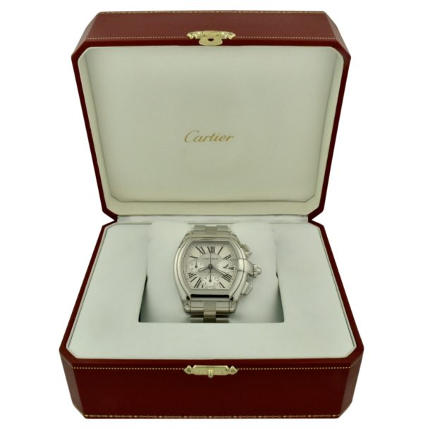 cartier roadster xl W62019X6 for sale