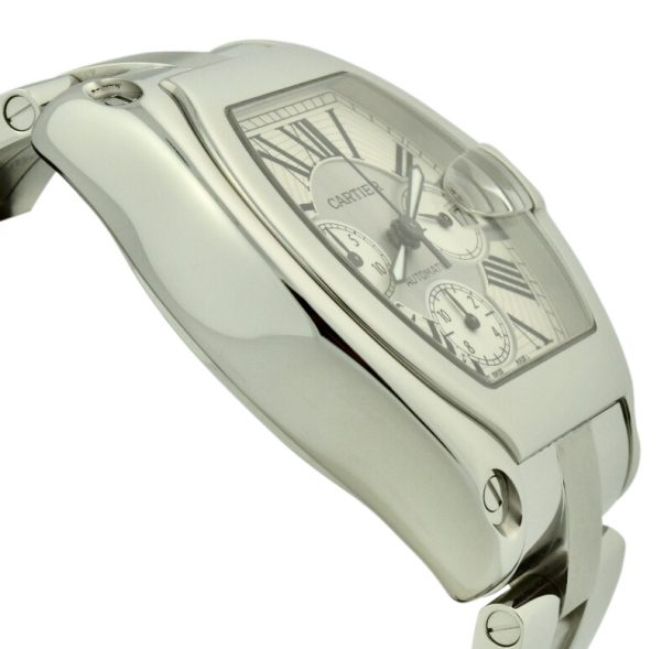 Cartier Roadster xl stainless steel