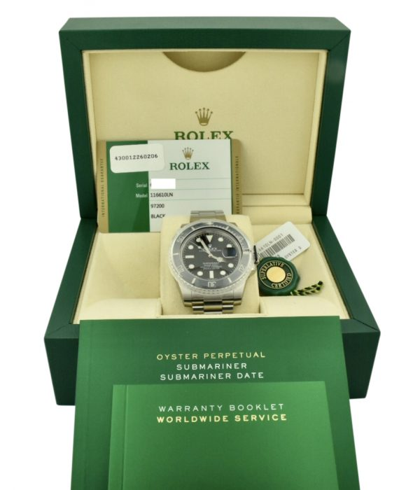 IMG 7202 600x700 - Rolex Submariner Date