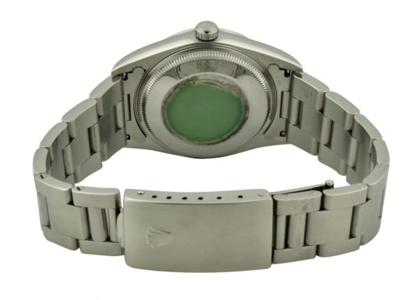 rolex air king 14000 case back
