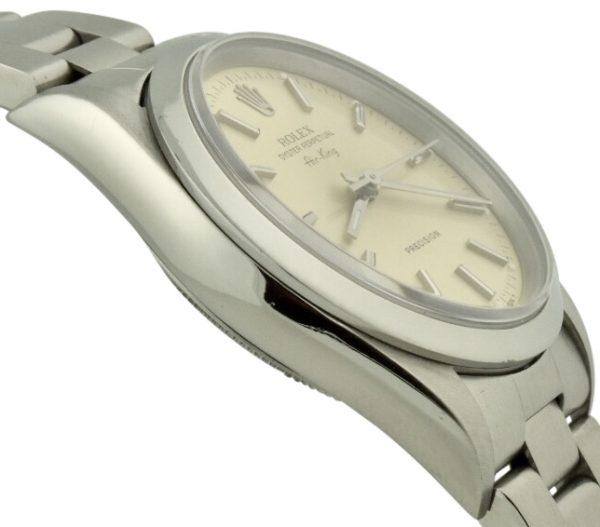 Rolex 14000 bezel