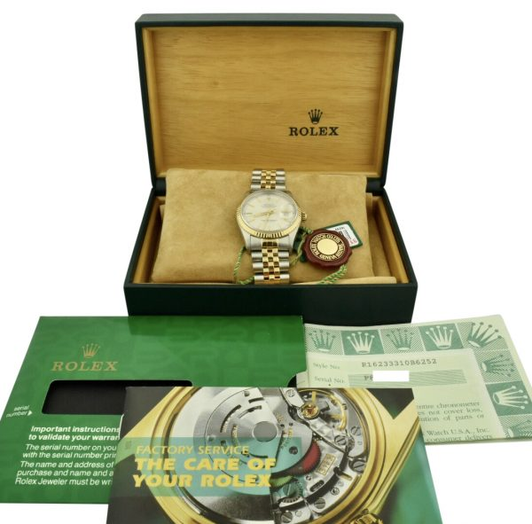 2000 rolex datejust for sale