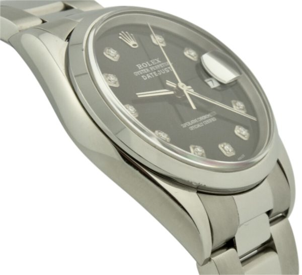 rolex 16220 diamond dial