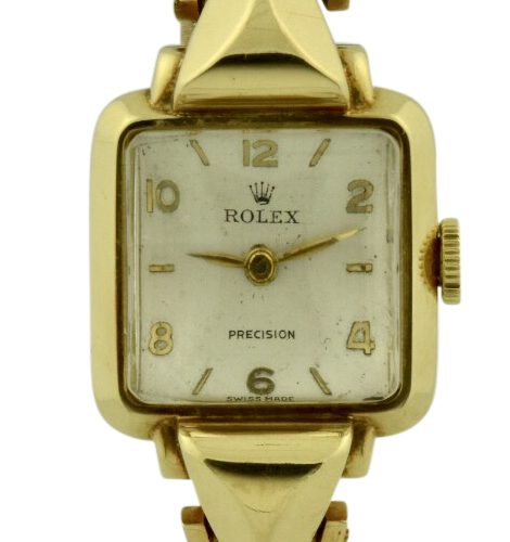 Vintage ladies Rolex cocktail watch