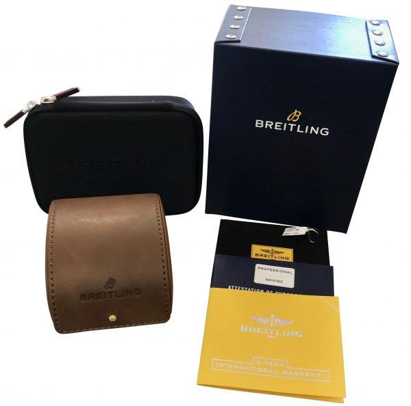 2019 Breitling cockpit b50 EB5010