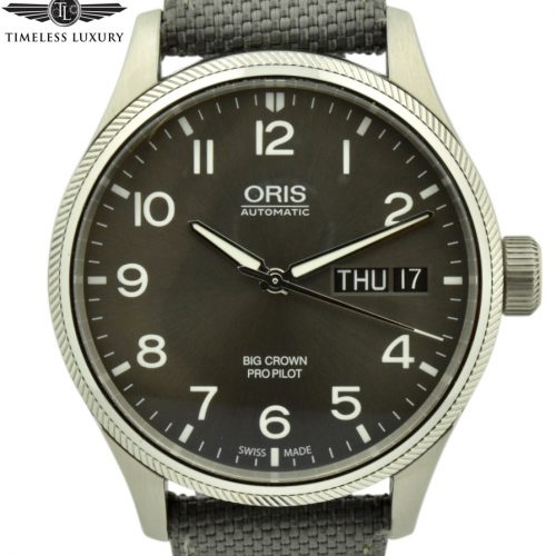 Oris Big Crown ProPilot gray