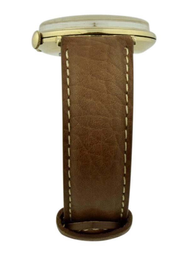 vintage lecoultre memovox strap