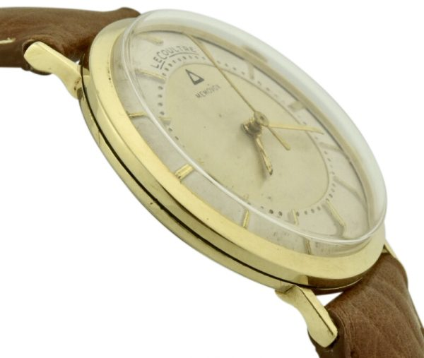 Jaeger Lecoultre memovox alarm watch 3514