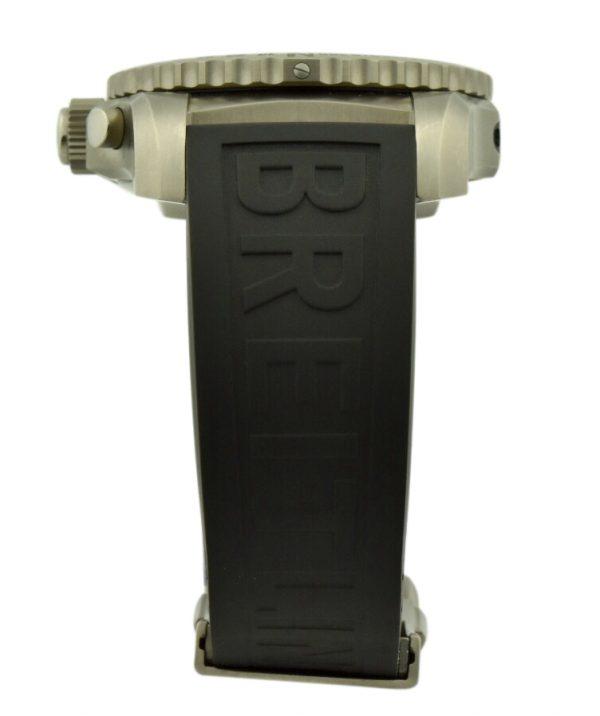 breitling cockpit rubber strap