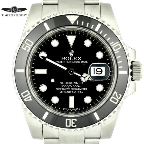 Rolex Submariner 116610LN For Sale