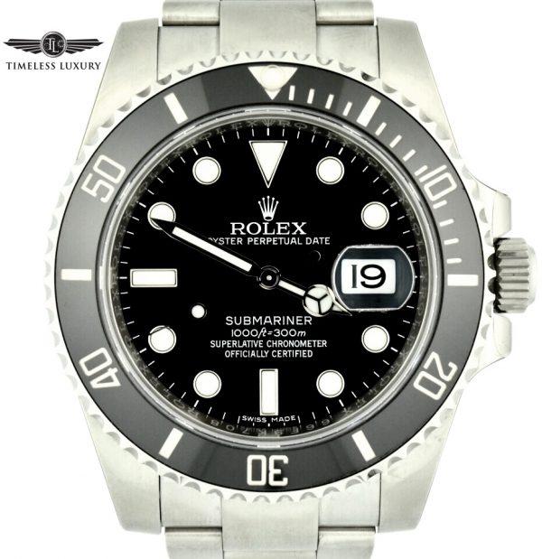 Rolex Submariner 116610LN For Sale