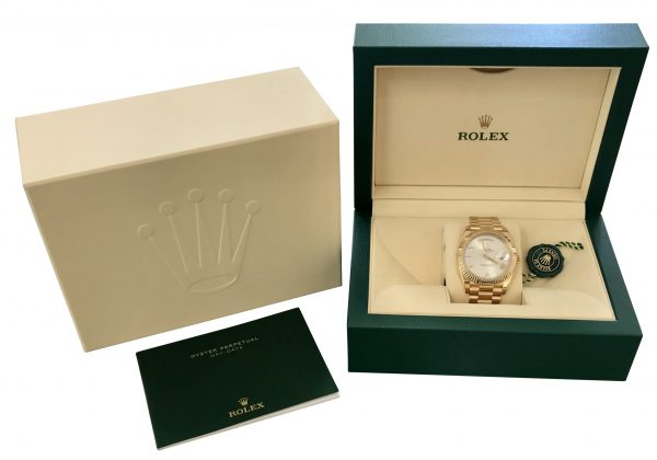 rolex day date 40 yellow gold for sale atlanta