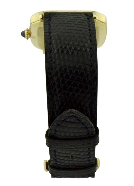 cartier lizard strap