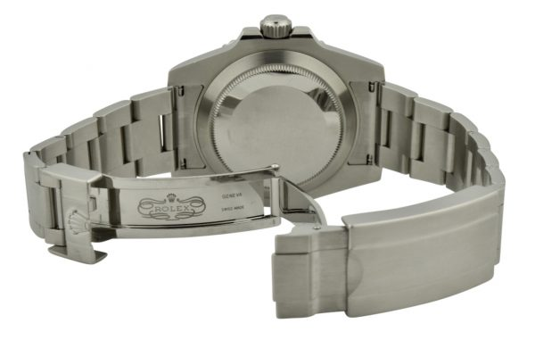 rolex submariner stainless steel oyster clasp