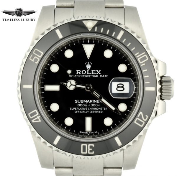 2019 Rolex Submariner 116610ln for sale