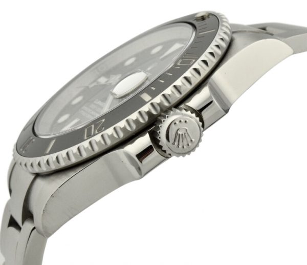 rolex submariner crown steel