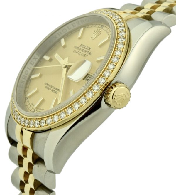 rolex datejust 116243 crown