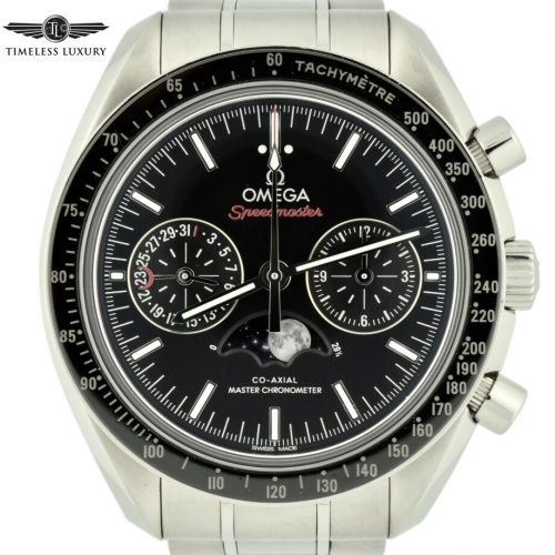 Omega speedmaster moonphase moonwatch 304.30.44.52.01.001