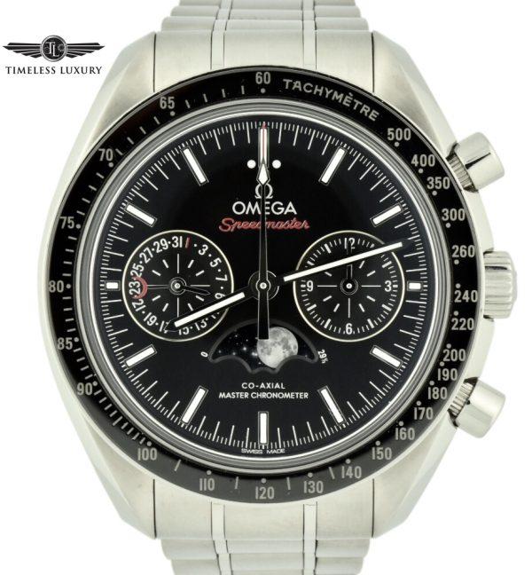Omega speedmaster moonphase moonwatch 304.30.44.52.01.001