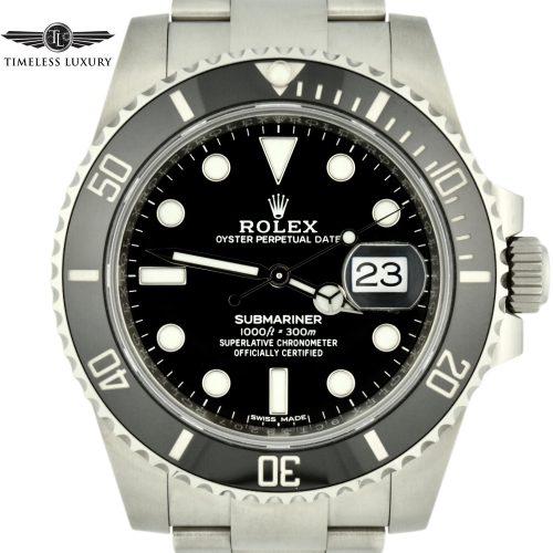 IMG 7769 2 500x500 - Rolex Submariner Date