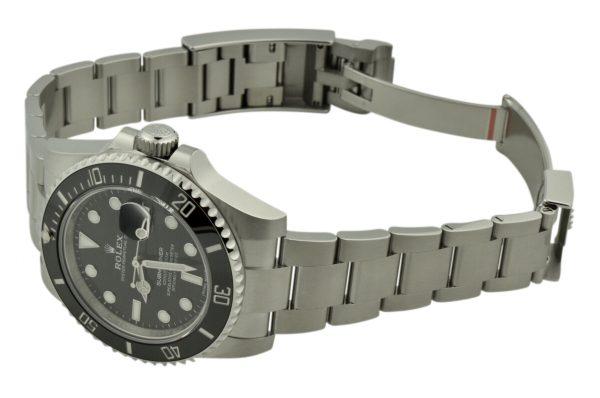rolex 116610ln steel clasp