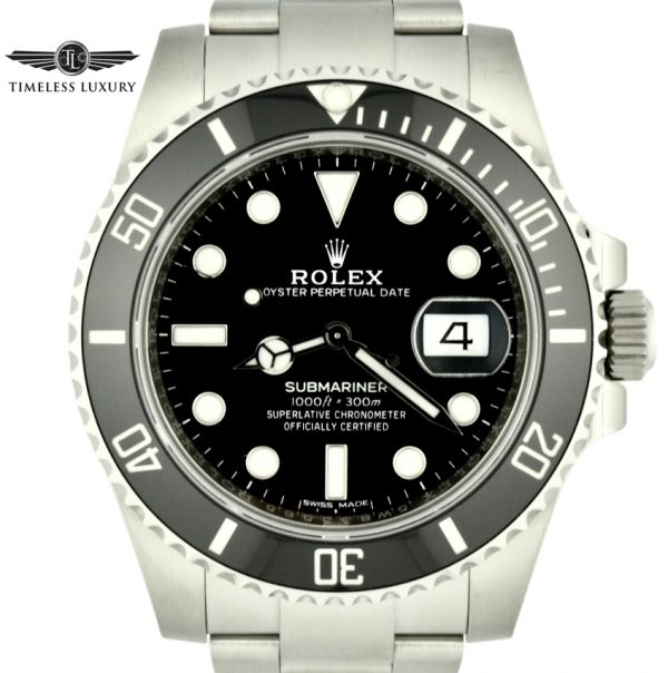 NEW Rolex Submariner 116610LN For sale