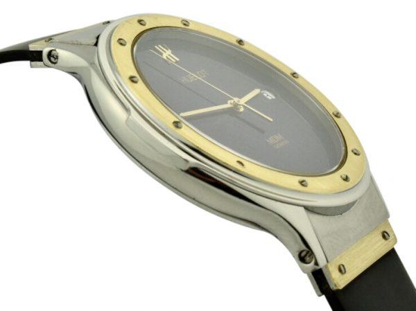 hublot mdm blue dial