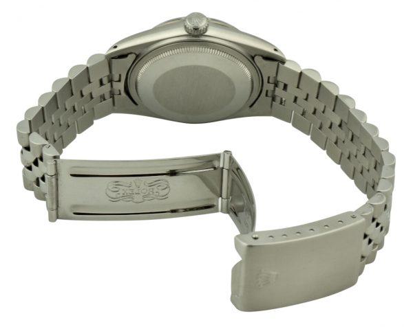 rolex stainless steel jubilee bracelet