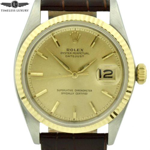 1964 Rolex Datejust 1601