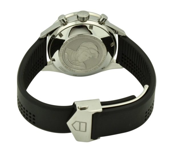 tag heuer carrera steel deployment clasp