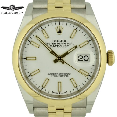 NEW 2019 Rolex Datejust 36 126203