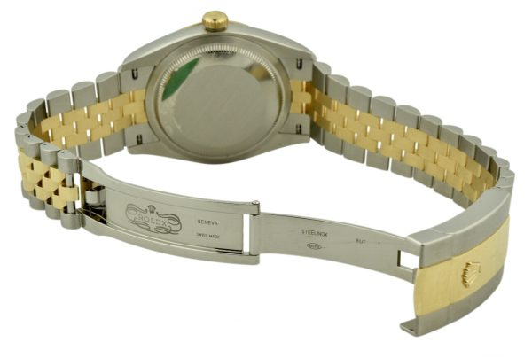 rolex datejust 36 126203 case back