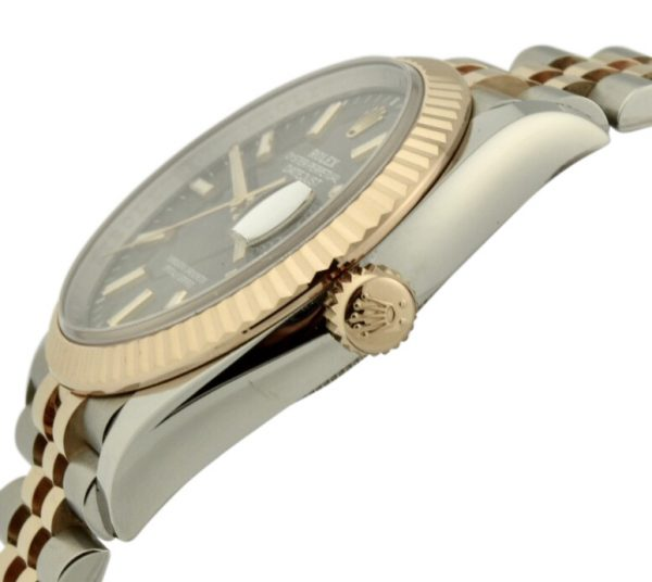 rolex datejust 126231 crown