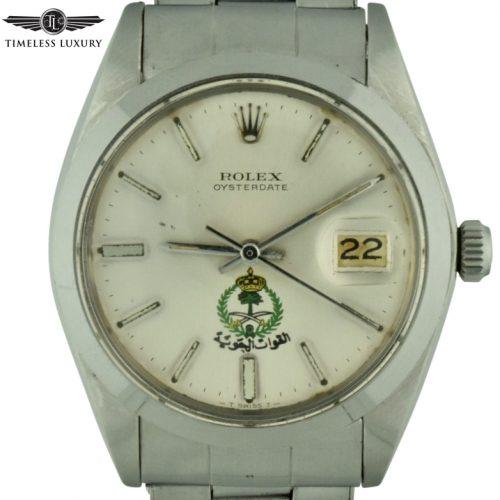 Rolex 6694 Saudi Dial