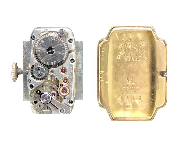 ladies rolex cocktail watch movement 4211