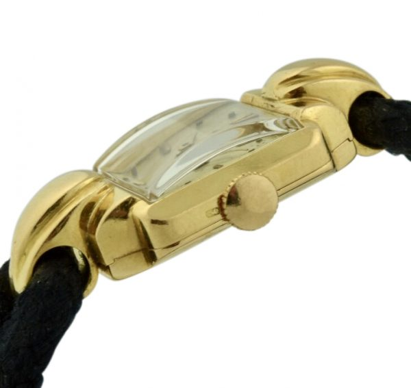 ladies rolex cocktail watch crown
