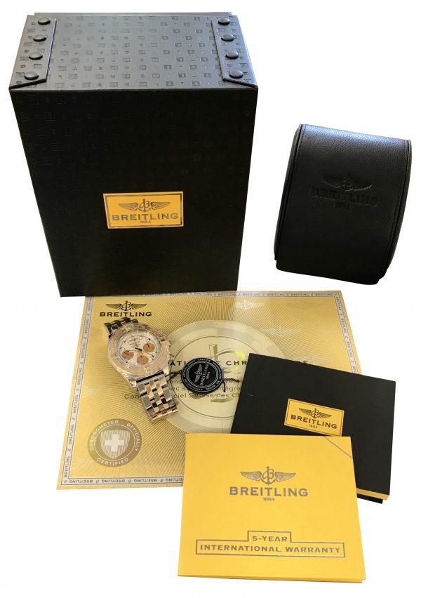 mens breitling chronomat 41 cb0140 for sale