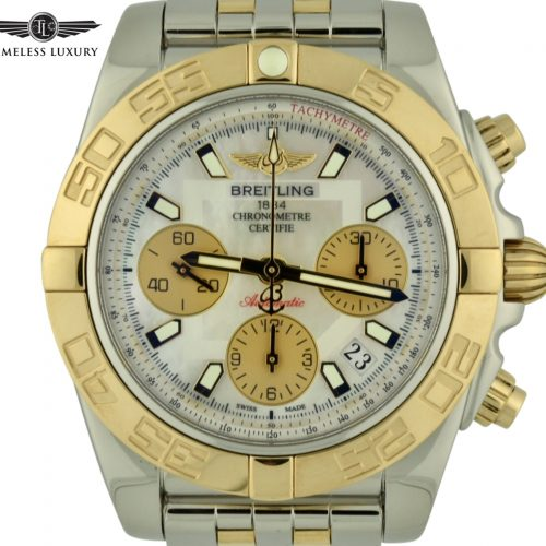 breitling cb0140 chronomat