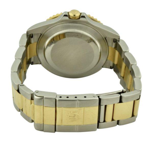rolex gmt master 16713 gold clasp