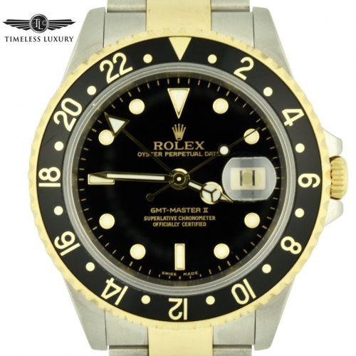 2005 Rolex gmt master 16713