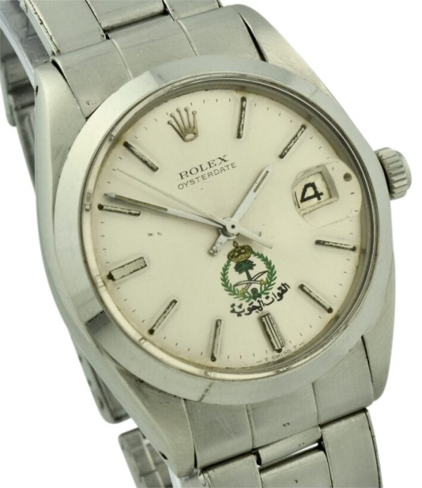 rolex Saudi Royal Navy dial for sale