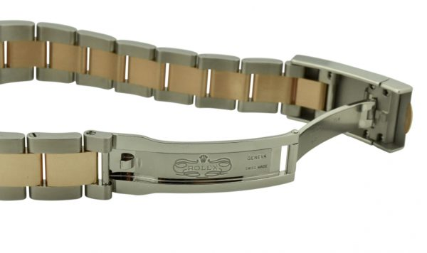 rolex datejust 278271 oyster clasp