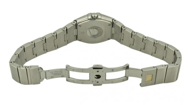 omega constellation steel clasp