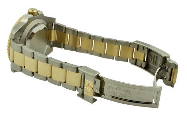 rolex 116613 clasp